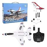 VGEBY RC Flugzeug, 2,4 GHz Starrflügel Fernbedienung Flugzeug RC Flugzeug Modell Spielzeug für Kinder