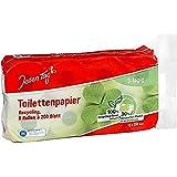 Jeden Tag Recycling Toilettenpapier 3-lagig, 8 x 200 Blatt