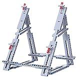 POXL Ständer Für Lego Millennium Falcon 75257, Vertikaler Display Ständer Halterung - Lego Modell Nicht Enthalten