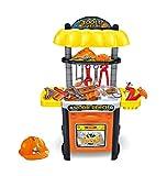 JoyKip Bauwerkzeug-Set mit Werkbank für Kinder – für Kinder geeignet für Jungen und Mädchen ab 5 Jahren