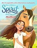 Malbuch: Spirit: wild und frei: EXKLUSIVE AUSGABE: Über 50 ausgewählte schöne Illustrationen zum Ausmalen