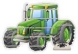 Farbklecks Collection Musikboxregal Traktor