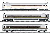 Märklin 43739 Modellbahn-Ergänzung-Set ICE3, bunt