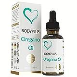 30ml Oregano ÖL von Bodyplus 80% Carvacrol.100% Premium ätherisches Oregano Öl aus Griechenland.Made in Germany mit Geld zurück Garantie.