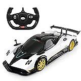 QHYZRV 2,4 G elektrisches ferngesteuertes Auto, R/C 1:14 Modellauto, Supersport-Rennwagen Hobby-Spielzeugauto, Modellfahrzeug, Geschenk für Jungen Mädchen Erwachsene