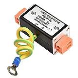 jadenzhou Signalüberspannungsschutz, 12V 10KA Überspannungsschutz, für Haushalts-Festplattenrecorder mit optischem Transceiver