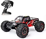 s-idee® 18297 SX04 RC Auto 1:10 4WD Buggy Monstertruck mit 2,4 GHz ca. 50 kmh schnell wendig voll proportional 4WD ferngesteuertes Buggy Racing Auto