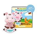 tonies Hörfiguren für Toniebox, Lieblings-Kinderlieder – Tierlieder, Kinderlieder ab 3 Jahren, Spielzeit ca. 53 Minuten