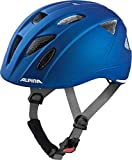 ALPINA XIMO LE Fahrradhelm, Kinder, blue, 47-51