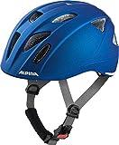 ALPINA Unisex - Kinder, XIMO LE Fahrradhelm, blue, 45-49 cm