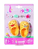 BABY born Holiday Shoes mit Pins 43cm, light blue
