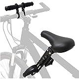 Kindersitz Fahrrad Mountainbike Vorne Kinder Fahrradsitz, Vorneliegender Kinderfahrradsitz für Mountainbikes mit Lenker von 2-5 Jahren Kompatibel mit Allen Erwachsenen MTBs ((Seat+Handle))