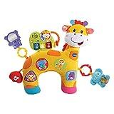 Vtech 80-506804 Baby 80-506804-Giraffenkissen, Kleinkindplüsch, bunt