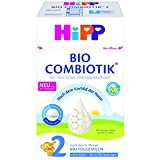 HiPP Bio Milchnahrung 2 BIO Combiotik® ohne Stärke (4x600g)