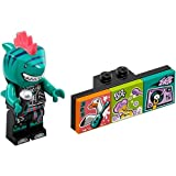 LEGO VIDIYO Bandmates Series 1 Shark Singer Minifigur 43101