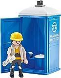 PLAYMOBIL 9844 - Mobile Toilette (Folienverpackung)