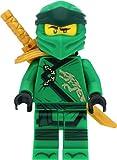 LEGO Ninjago Minifigur Lloyd (Legacy) mit Schulterrüstung und Schwertern