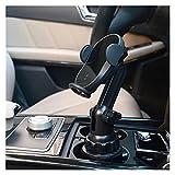 YINGNBH Handyhalterung Auto Universal Auto Wireless Fast Charger Cup Mobiltelefonhalter Montieren Automatische Infrarot Smart Sensor Spannständer