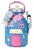 Zapf Creation 904145 BABY born Surprise Spielset Flasche - 2-stöckiges Spielhaus mit exklusivem Baby mit Farbwechselfunktion, funktioniert mit echtem Wasser, inkl. vieler Accessoires