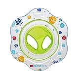 Yban Baby Schwimmring,Schwimmsitz Kinder,Baby Aufblasbarer Schwimmreifen,Pool Baby Schwimmen Ring,Kinder Schwimmreifen Spielzeug (Grün)