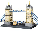 WANGE Tower Bridge, London - Klemmbausteine - ArtikelNr. 4219, Teileanzahl: 969