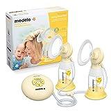Medela Swing Maxi Flex elektrische Doppel-Milchpumpe – Mehr Milch in kürzerer Zeit – Mit PersonalFit Flex Brusthaube und Medela 2-Phasen Expression-Technologie