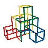 Quadro Set Kletterpyramide Kinder Kletterpyramide 9 Designs Grossbaukasten 237 Teile