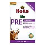 Holle - Pre-Anfangsmilch - 0,4 kg - 6er Pack
