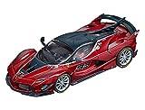 Carrera Digital 132 Ferrari FXX K Evoluzione No.93   Slotcar für Rennbahn   Front- und Rücklicht sowie Bremslicht   Digital steuerbar   Maßstab 1:32   Spielzeug für Kinder ab 8 Jahre & Erwachsene