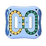 Magic Beans, Intelligence Fingertip Zauberwürfel Lernspielzeug, Magic Cube Little Magic Beans Spielzeug, Brain Teaser Puzzles Set Stressabbau Spielzeug, Für Kinder Und Erwachsene Plastic Lock Toy