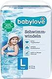 babylove Schwimm-Windeln Größe L, ab 12 kg, 1 x 10 St