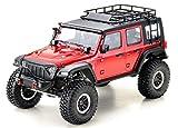 Absima Sherpa Pro CR3.4 Brushed 1:10 RC Modellauto Elektro Crawler Allradantrieb (4WD) RTR 2,4 GHz