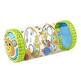 ykop Baby Krabbelrolle Multifunktional Weich Gefüllt Rollkissen Für Babys Fitness Spielzeug Sützkissen Mit Multisensorischen Spielzeugen, Ideal Für Das Spielen In Bauchlage Geeignet