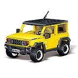 WWEI Technik Off-Road Bausteine Modell, 908 Stück Geländewagen Rennwagen Bausteine Kompatibel mit Lego