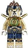 LEGO Legends of Chima: Minifigur Lennox mit goldener Schulter-Rüstung