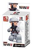 Sluban M38-B0582L Chinese Soldier-M38-B0582L, Mehrfarbig