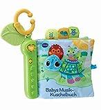 Vtech 80-536904 Babys Musik-Kuschelbuch