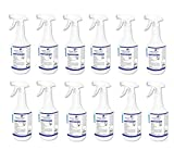 Meditrade Medizid Rapid Plus - 12 x 1 Liter Sprühflasche - Aldehydfreie Sprühdesinfektion