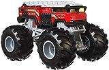 Hot Wheels GBV34 Monster Trucks 1:24 Die-Cast 5 Alarm