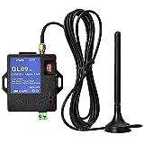 GSM Alarmanlage, 2G 8-Kanal Mini-Alarm Eindringlingsfernbedienung, Smart Home Sicherheitssystem, geringer Verbrauch, geeignet für Zuhause und Lager Sicherheit