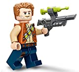 LEGO® - Minifigs - Jurassic World - jw066 - Owen Grady (75939)