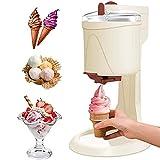 Tragbare Eismaschine Mit Kompressor Softeismaschine Entnehmbarer Eisbehälter Für Zuhause Ice Cream Machine 1L Aluminiumfolie in Slush EIS Maschine Frozen Yogurt Maschine Eismaschine