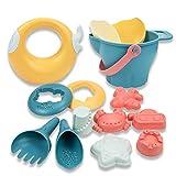 Sandspielzeug, Strand Spielzeug Set für Kinder, Kids Beach Toys, Garten Spielzeug Sandkasten Gartenwerkzeuge (14-teiliges Set)