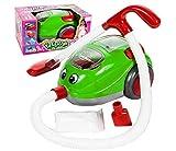 Premium Kinderstaubsauger Vacuum Cleaner mit Saugfunktion Licht Musik - Spielzeug Staubsauger Sauger Spielzeugsauger für Kinder mit hohem Spaßfaktor