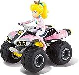 Carrera RC Kart(TM), Peach - Quad, 370200999X, rosa/schwarz
