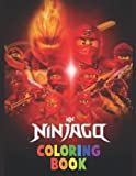 Ninjago coloring book: nice coloring book of Ninjago Hero Coloring (Coloring Books)