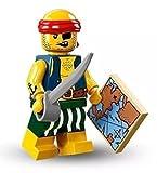 Lego Minifiguren Serie 16 - OSEL PIRAT Minifigur In säcken) 71013