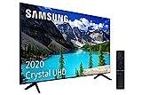 Samsung Crystal UHD 2020 Smart TV mit 4K Auflösung, HDR 10+, Crystal Bildschirm, 4K Prozessor, PurColor, intelligenter Klang, eine Fernbedienung und integrierter Sprachassistent