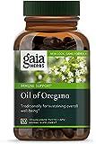 Gaia Herbs, Oil Of Oregano 120 Kapseln Oregano-Öl