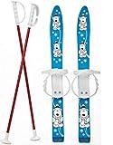 Unbekannt Kinderski Babyski Ski Lernski 70cm 7 Farben für Kinder von rg-vertrieb (Blau)
